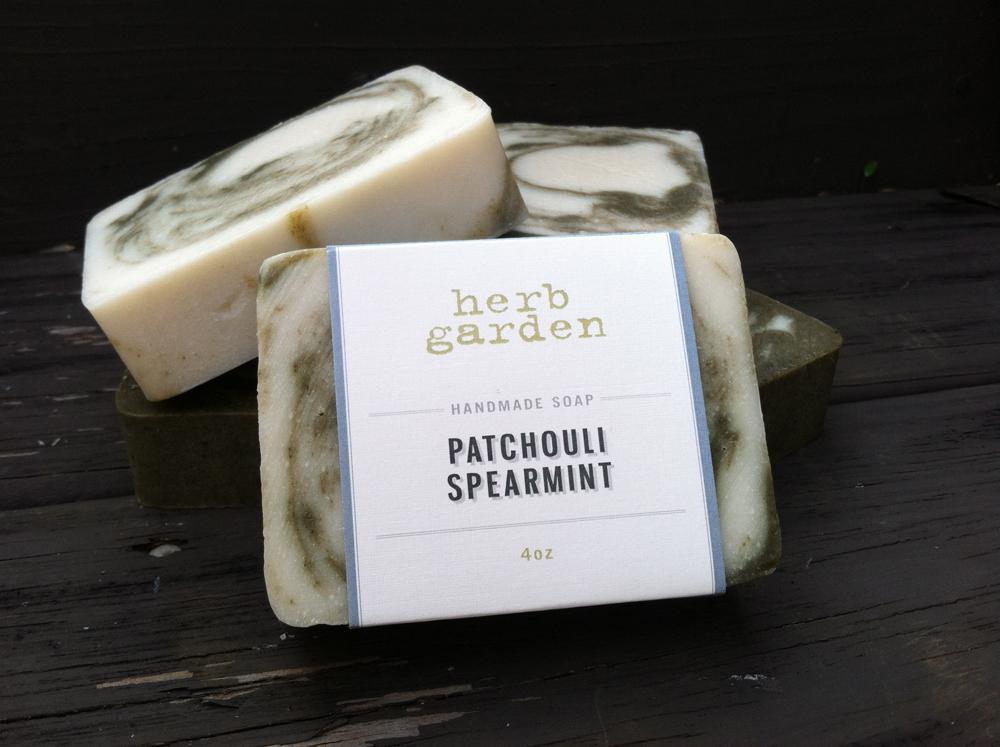 Patchouli Spearmint