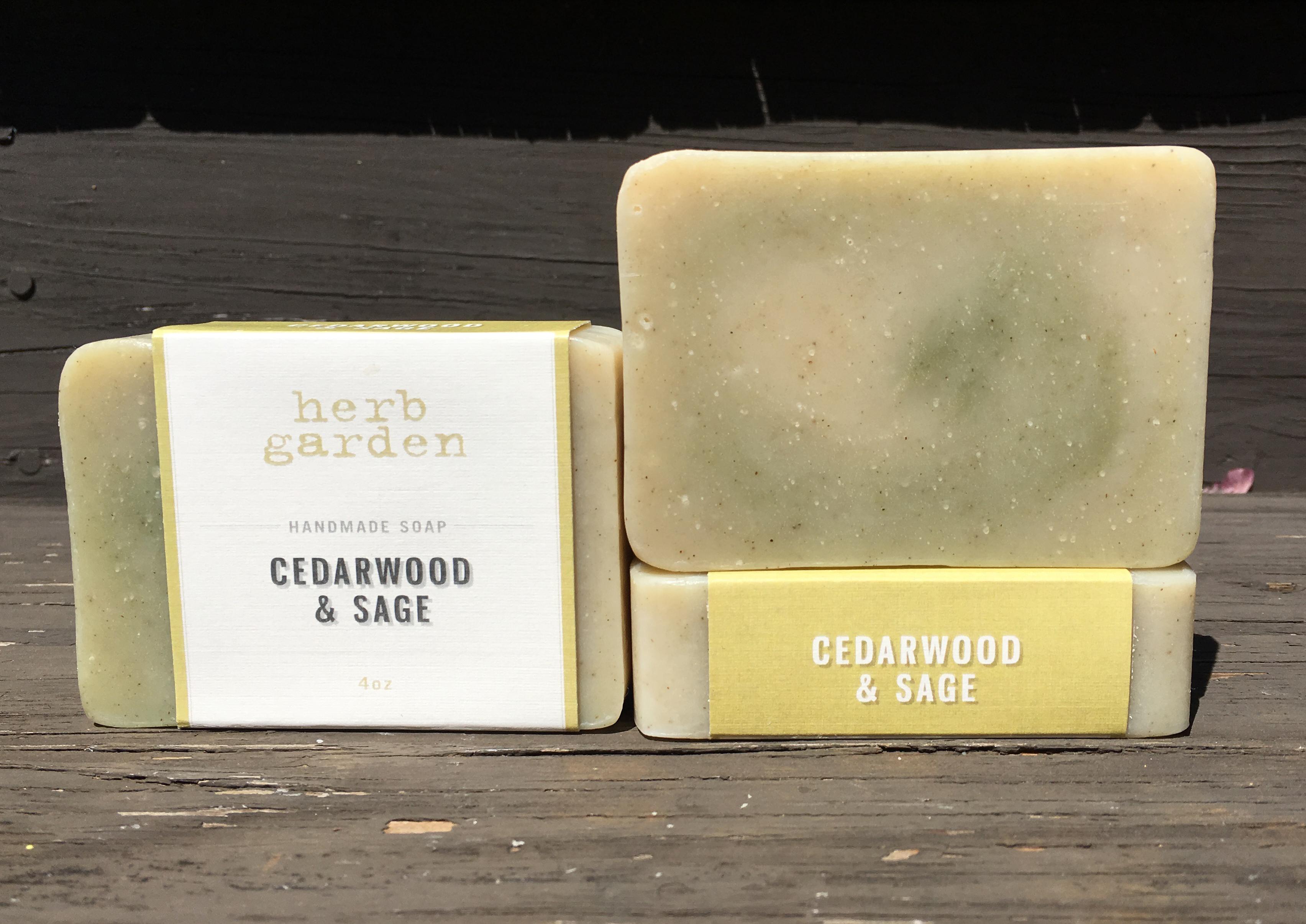 Cedarwood & Sage
