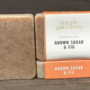 Homemade herbal soaps made in South Carolina